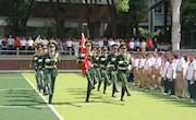 2019-2020学年上学期第一次升旗仪式讲话